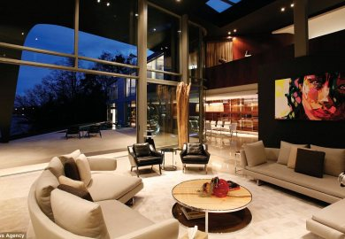 Modern Country Home Interiors