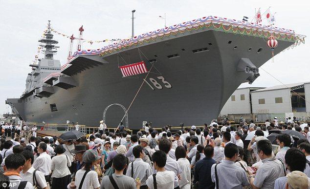 Populer: Konflik dengan China atas Senkaku / Diaoyu Islands telah menyebabkan sentimen lebih agresif