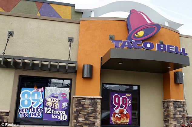 Taco Bell already offers breakfast at about 850 locations in 10 Western states