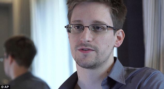 Leaked: The revelation was at least partially couched in information leaked by Edward Snowden, which hinted at the expansive reach of the NSA's surveillance program