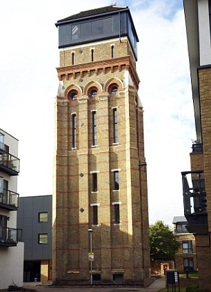 The Curse Of Grand Designs? Owners Of Nine Storey Water Tower That
