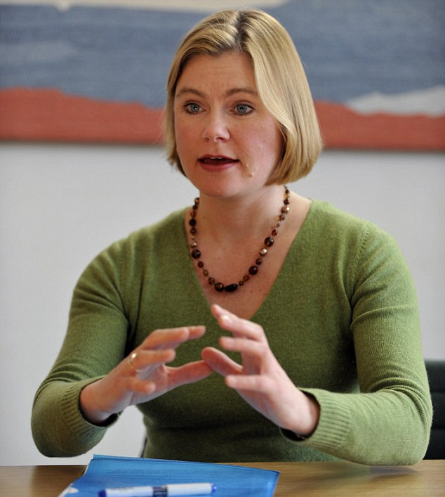 Justine Greening yesterday defended giving vast amounts of taxpayers' cash to Nigeria while the oil-rich country is pouring money into its own space programme
