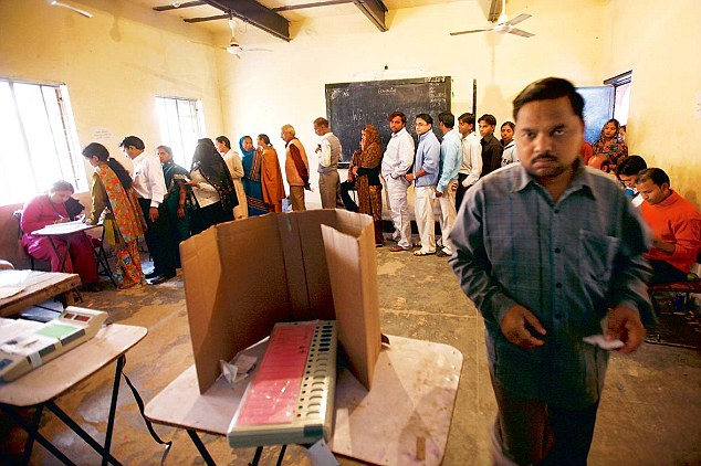 A number of complaints about fake voters registered by various political parties have been received in the run-up to the Delhi Assembly polls