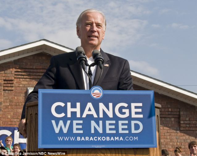 J-O-B-S is a three-letter word? Biden made that gaffe in Athens, Ohio on October 15, 2008