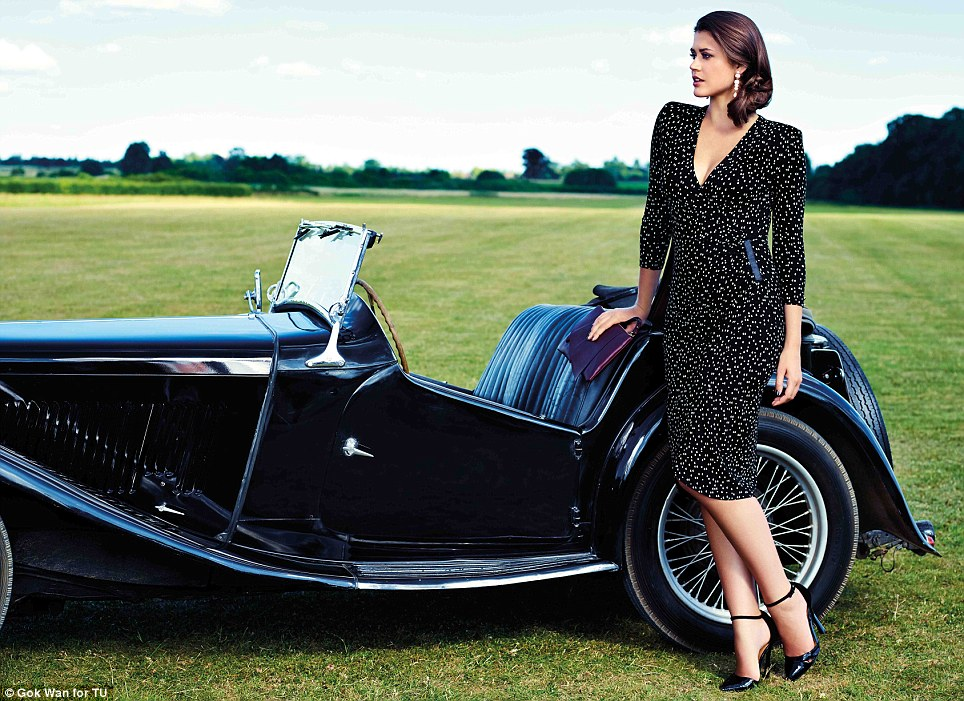 Gok Wan's latest collection for Tu at Sainsbury's focuses on work to play outfits influenced by the flirty 1940s