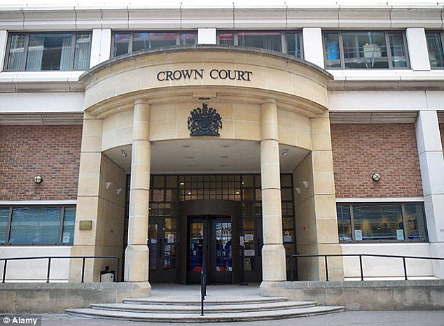 Hearing: The woman, who appeared before Blackfriars Crown Court, is charged with witness intimidation. The case has been adjourned for legal argument about whether she has to remove her burkha