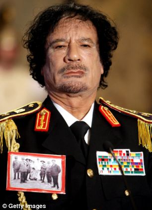 Colonel Muammar Gaddafi ordered the kidnap of schoolgirls, who were kept as sex slaves, according to an investigation