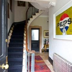 Artwork For Kitchen Walls Easy Backsplash The Abode That Rocks: Inside Rock Chic Jo Wood's London ...