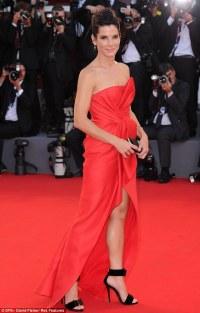 Venice Film Festival 2013: Sandra Bullock stuns in a ...