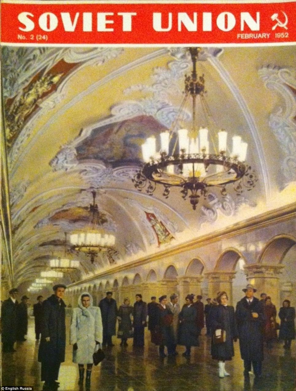 Communism in colour Vivid photographs portray life in the Soviet Union in the final year of the