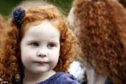'ginger gene' showed 50k years