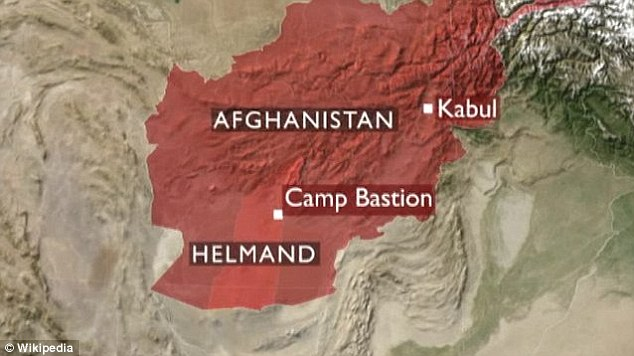 Several square miles in size, Camp Bastion was home to 28,000 service personel from the United States and British military in the Helmand Province of war-torn Afghanistan.