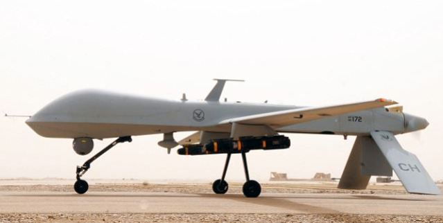 $4 million and no cockpit: Predator drones can deliver a lethal punch but each one costs more than a Manhattan townhouse -- and missiles are extra