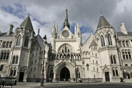 Resultado de imagen de Court of Justice Family Division