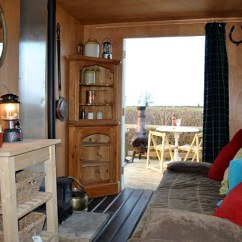 Horse Sofa Table Side White Is This Britain's Smallest Hotel? Farmers Convert 40-year ...