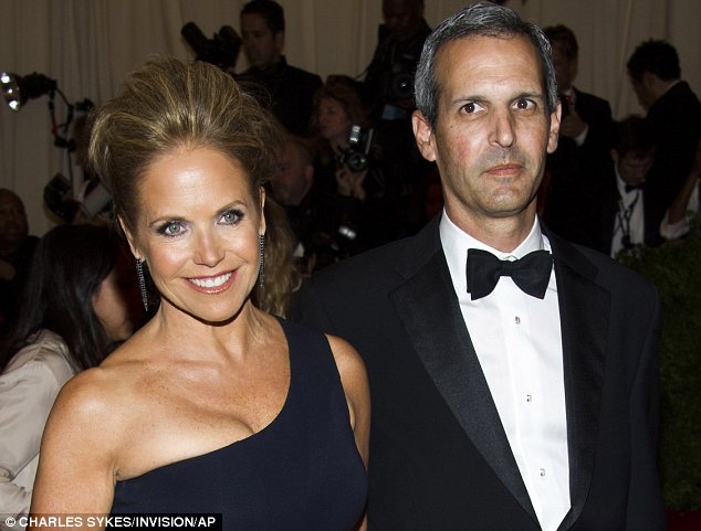 Katie Couric On How She Wants A Tasteful Wedding After