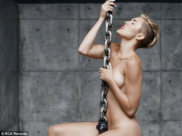 Getting wrecked: Miley's latest offering tells a tale of love gone wrong