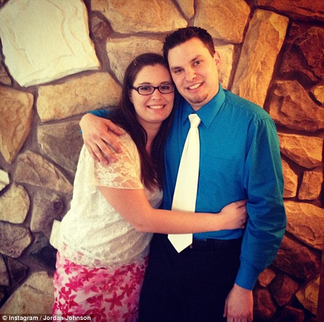 Jordan Linn Graham, 22, (left) was having second thoughts about getting married around the time the body of her husband, Cody Lee Johnson, 25, (right) was discovered