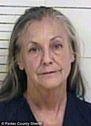 Alice Walton's mugshot after the 2011 arrest in Texas