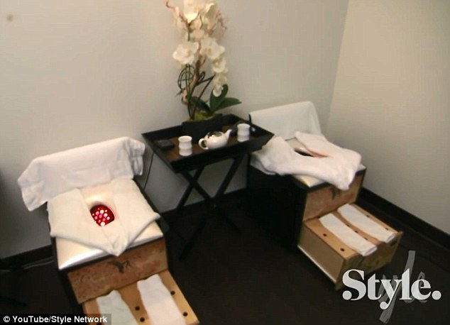 VSteam The trendy downthere treatment that eases
