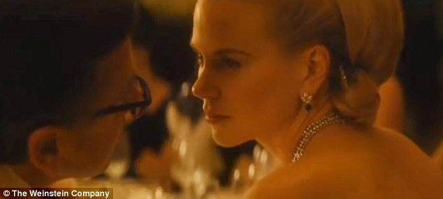 Grace under pressure: Nicole Kidman as Grace Kelly in the Grace Of Monaco teaser trailer which came out Monday, months ahead of the film's December release date