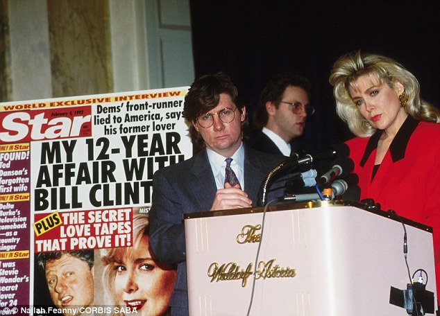 Gennifer thought that speaking out on 27 January 1992 would be the beginning and end of interest in her affair with Clinton. Instead it shaped the Presidential campaign and changed her life forever