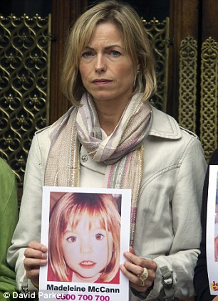 Kate McCann at the The House of Commons giving evidence at the Parliamentary inquiry into the rights of families of missing people