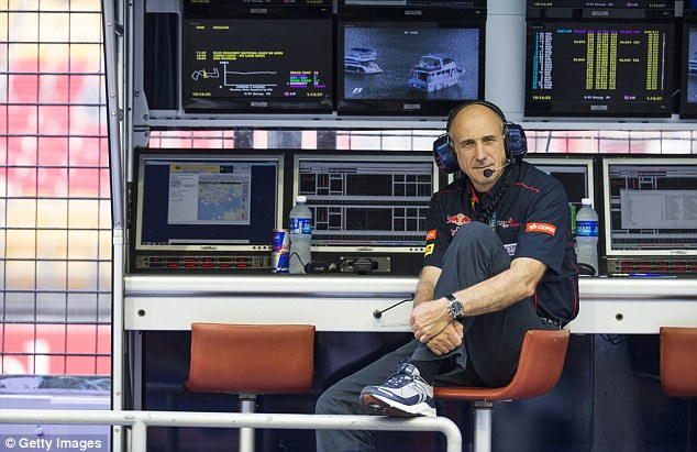 Missing out: Small teams will suffer, according to Torro Rosso boss Franz Tost