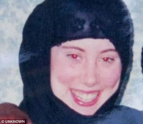 Terror link: Samantha Lewthwaite, 29, originally from Buckinghamshire, was described as a 'brave lady' by Islamist terror group Al Shabaab
