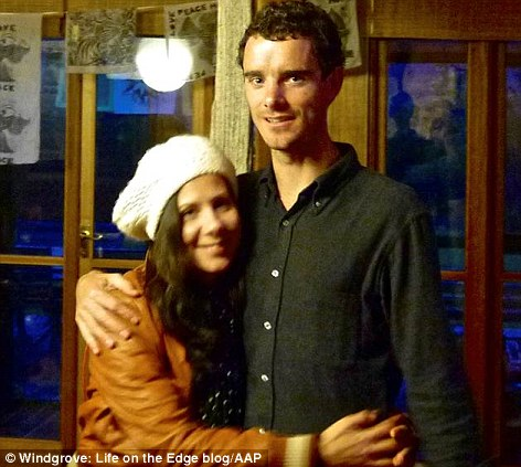 Ross Langdon, 33, was killed alongside his heavily pregnant Dutch partner Elif Yavuz