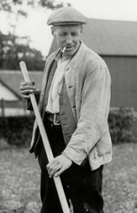 David Maclean, the ploughman who caught Rudolph Hess