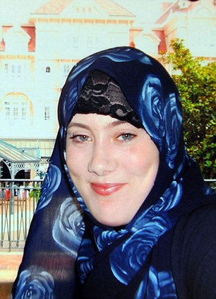 Fugitive: Interpol has issued an arrest notice for White Widow Samantha Lewthwaite who is suspected of masterminding the Kenya mall massacre