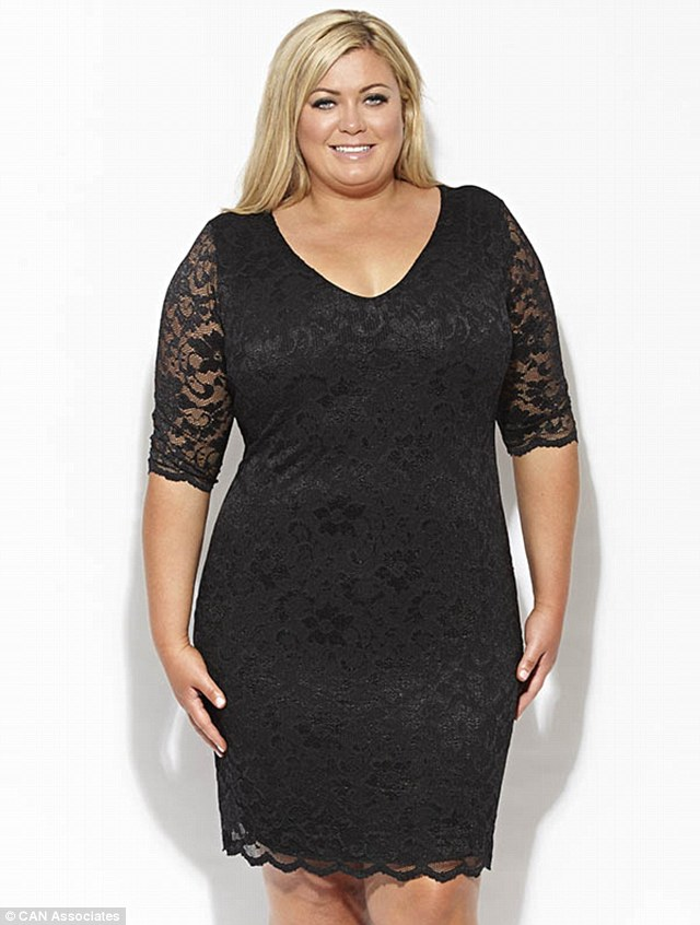 Gemma Collins Unveils Sexy And Flattering Range Of Little