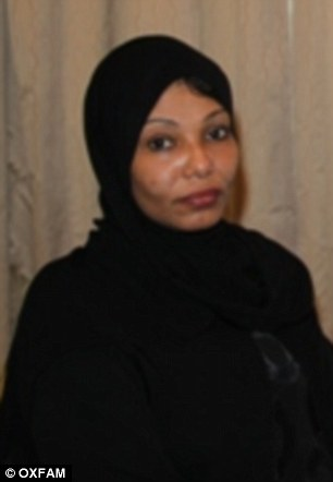 Decade of abuse: Yemeni woman Noora Al Shami was forced to marry a violent man three times her age when she was 11 years old because her parents did not want her to live in poverty