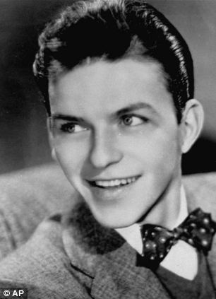 SINATRA...FILE--This is a 1943 portrait of Frank Sinatra.