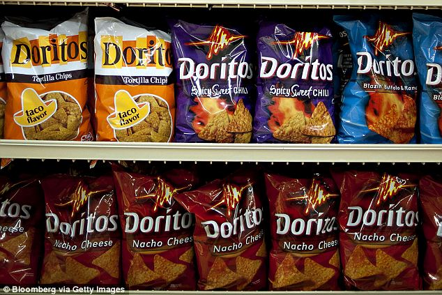 Tricky: Doritos made Frito-Lay around $5 billion in 2010 and their unbelievable popularity has now been explained away by science. Taste, mouth feel, sneaky chemicals, and perfect fat ratio make the snack physically hard to resist