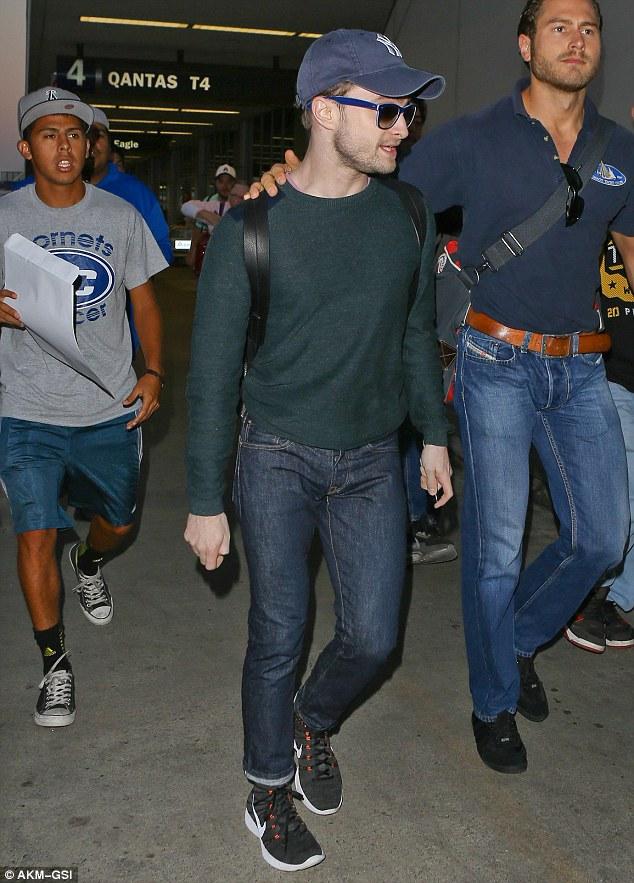 Bodyguard Los Angeles