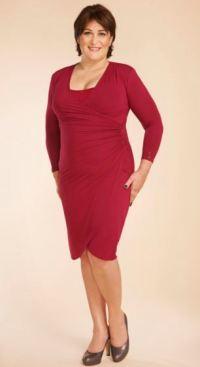 Best dress to flatter a fuller figure? SARAH VINE tests