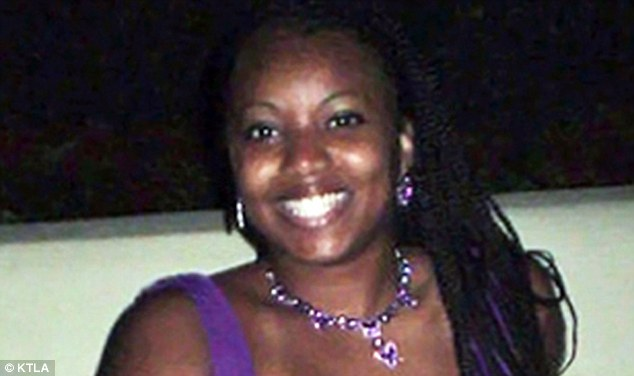 Authorities said the single-mother had a 'history of mental illness' but did not elaborate.