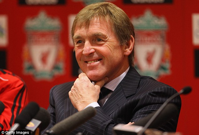 Back in town: Former manager Dalglish is to return to Liverpool as a director