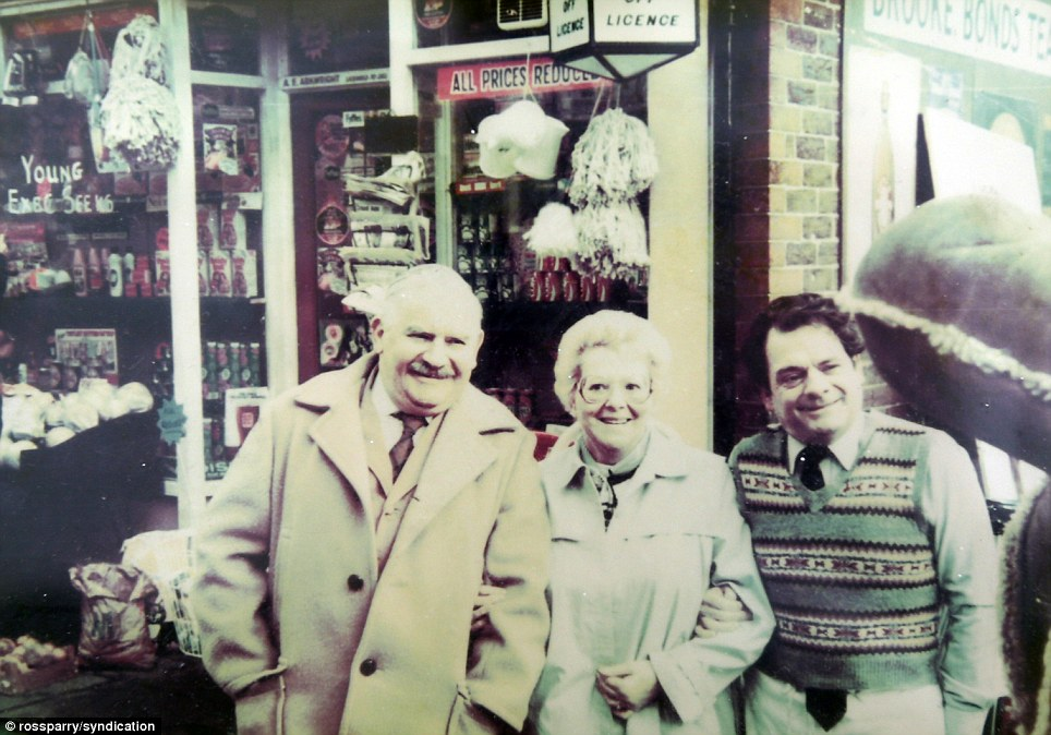 The REAL Arkwright Shop And Why We Love Open All Hours