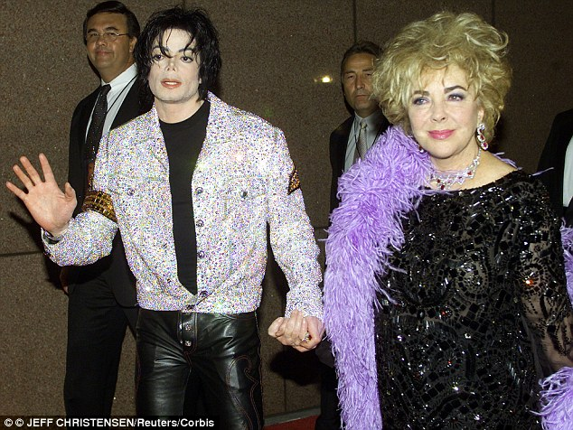 Close friendship: Michael Jackson and Elizabeth Taylor had a friendship that spanned more than 30 years