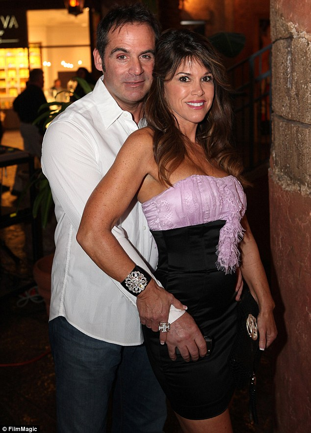 'It's been a tough couple years since I left RHOC': The former gymnast - who still owes $1 million to the IRS - divorced her husband of 22 years - Frank Curtin - last December