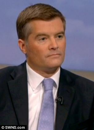 Immigration minister Mark Harper said the taxpayer should not pay for people who have no right to stay in Britain