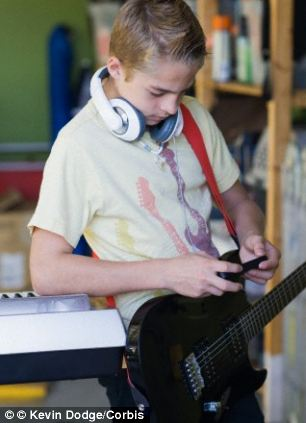 the first great musical age is adolescence