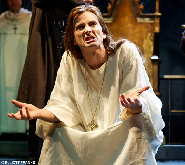 Richard II Review David Tennant Is Suburb But That Wig