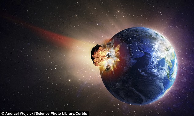 The 1,300-foot-wide asteroid 2013 TV135 has a 1 in 63,000 chance of striking the earth in 19 years, scientists have revealed