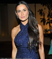 demi moore finally form
