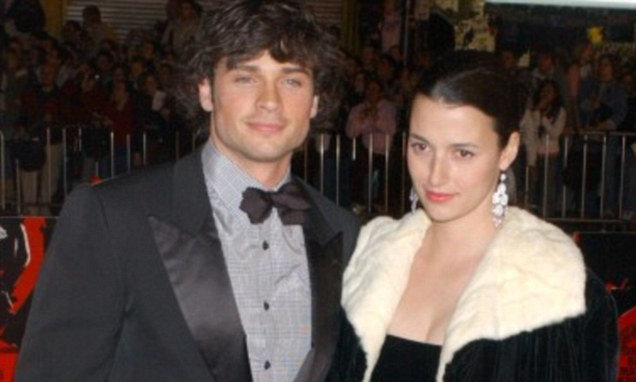 Smallville Star Tom Welling And Wife Jamie To Divorce