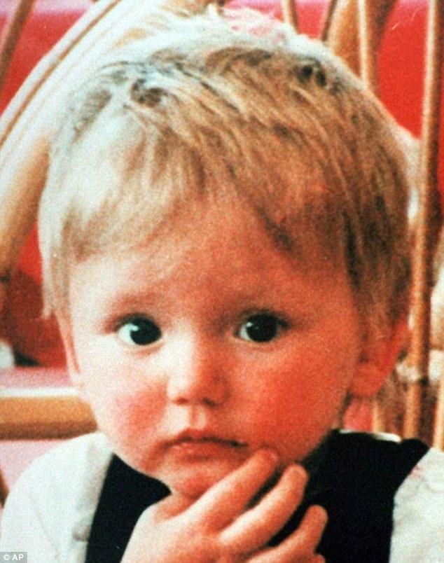 Desaparece: Ben tenía cuatro años cuando desapareció en la isla de Kos